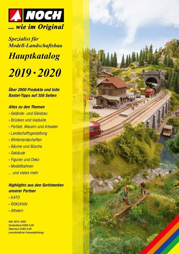 NOCH Hauptkatalog 2019/2020