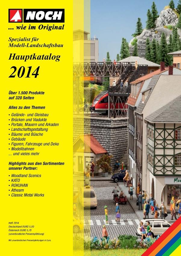 NOCH Hauptkatalog 2014