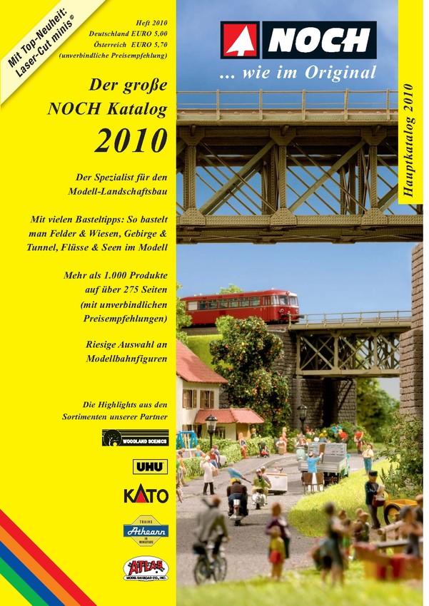 NOCH Hauptkatalog 2010