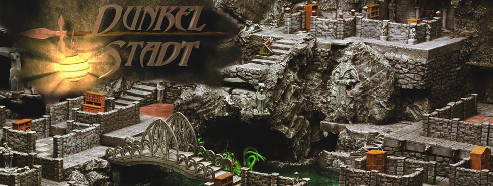 Dunkelstadt Dungeon von ZITERDES
