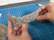 3D-Kartonplatten