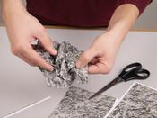 Anwendung Knitterfelsen