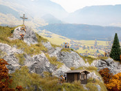 """Figuren-Themenwelt """"In den Bergen"""""""