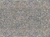 3D-Kartonplatte-Bruchsteinmauer