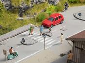 Straßen-Deko-Set Spur H0