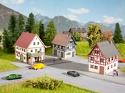 Dorf-Set, 3-teilig