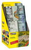 3D-Kartonplatten VK Display