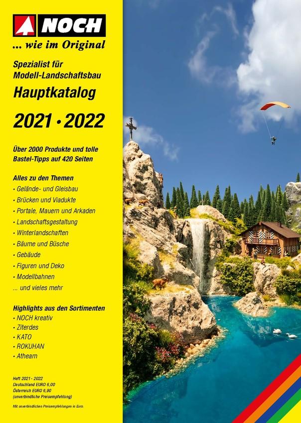 NOCH Hauptkatalog 2021/2022