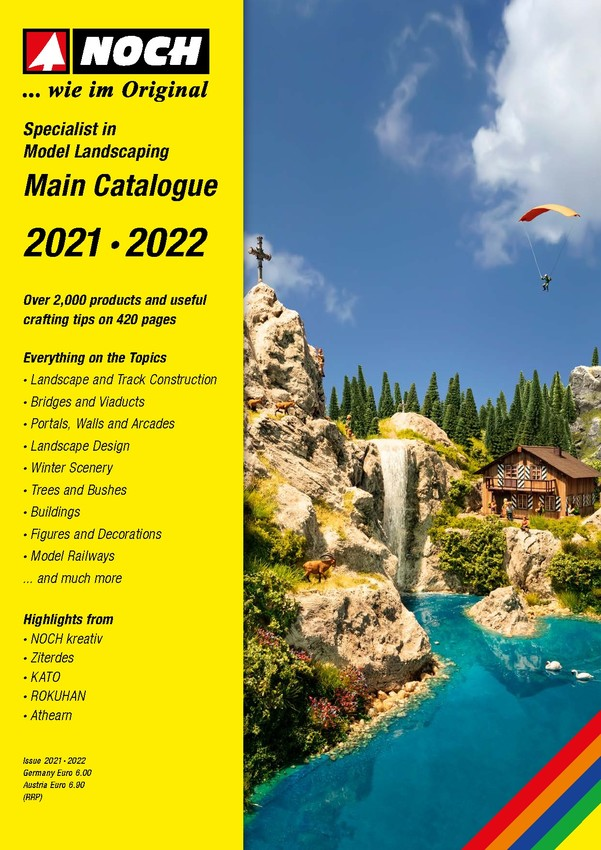Main Catalogue 2021/2022